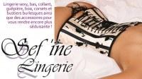 Lingerie fine,bas,collants et corseterie