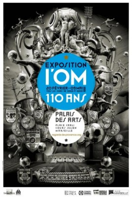 L'OM. 110 Ans. 110 Photographies