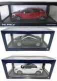 Propose Lot Voitures Miniatures Norev Peugeot 1/64 1/43 1/18