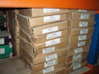 Lot 60 paire de disques de frein Peugeot partner