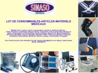 Vente consommable et matériel médicaux