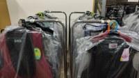 Stock de vêtements