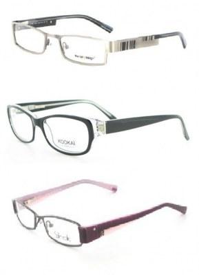 Montures de lunettes de marques