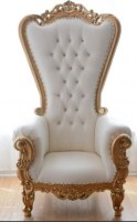 Vente de trône de mariage oriental