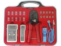 LOT DE Coffret d'outils de sertissage de câbles RJ