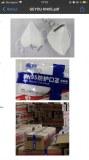 Super prix de Masque KN95 / FFP2 avec vrai CE (NB 2163)