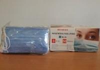 Masques Bleu Adulte EN14683 Type IIR