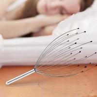 20 Masseur de tête Relaxant Zen Relaxation Massage Cheveux Détente Bien-être