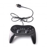 Manette Classique Cablée pour Wii - Noir