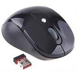Souris Optique Sans Fil + Récepteur USB 2.4GHz - Noir