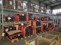 Vente complète de la société pour la production de plaquettes de freins de camions et d'autobus