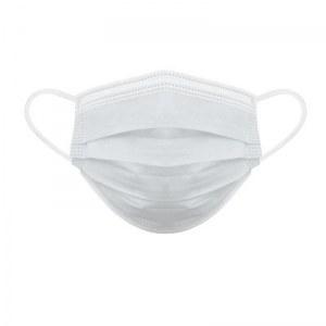 Masques Chirurgicaux Medicaux EN14683 Type II Filtration >98% Boite de 10 pièces