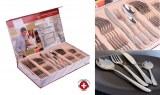 Ménagère - Couvert - 24 pièces SWISS LUX- Haute qualité