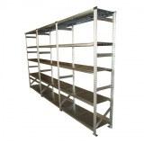 Rayonnage rack galvanisé