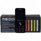 Mini téléphone en plastique 100% indétectable