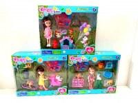 Coffret poupée et accessoires Gaga Love modèles assortis à partir de 6,47€ HT