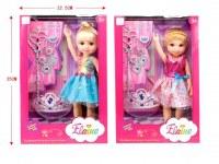 Coffret poupée et bijouterie Elaine modèles assortis à partir de 6,75€ HT