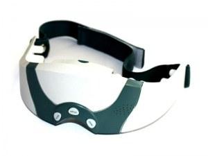 Masseur magnétique pour les yeux