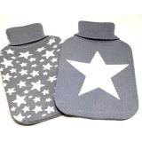 Bouillotte à eau 2L Star coloris gris à partir de 5,19€ HT