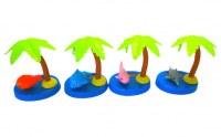 Figurine palmier solaire dansant 11cm