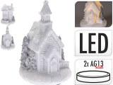 Sujet de Noël LED 11cm 12 modèles assortis à partir de 2,86€ HT