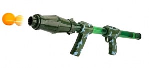 Fusil à balles mousse Air Popper 65cm kaki à partir de 9,05€ HT