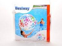 Balle gonflable PVC Bestway Ø 1m22 multicolore à partir de 5€29 HT
