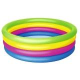 Piscine gonflable Bestway Ø 1m57 multicolore à partir de 15,90€ HT