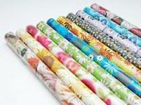 Rouleau papier cadeau motifs variés 2m modèles assortis à partir de 0€52 HT