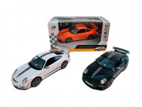 Porsche 911 GT3 radiocommandé 1:14 coloris assortis