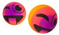 Balle gonflable Emoticône Ø 22cm modèles assortis à partir de 0,60€ HT