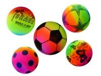 Balle gonflable Multisport Ø 22cm modèles assortis à partir de 0,60€ HT