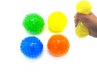 Balle anti-stress Ø 7cm coloris assortis à partir de 0,86€ HT