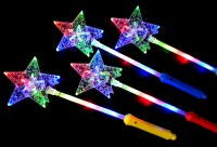 Bâton lumineux Star Light 44cm coloris assortis à partir de 1,29€ HT