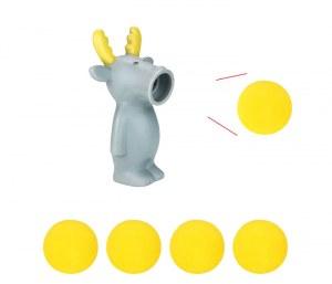 Jouet animal Plopper 14cm coloris assortis à partir de 1,99€ HT