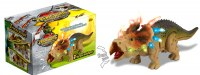 Dinosaure lumineux et sonore Triceratops 35cm à partir de 6€73 HT