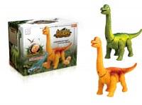 Dinosaure lumineux et sonore Brachiosaurus 36cm coloris assortis à partir de 6,71€ HT