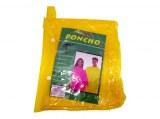 Poncho épais avec capuche coloris assortis à partir de 2,27€ HT