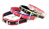 Collier pour chien nylon Ingrid 49cm coloris assortis à partir de 1,03€ HT
