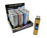 Briquet USB Zodiac 8,6cm coloris assortis à partir de 2,87€ HT