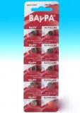 Lot de 10 piles lithium AG13 Baypa