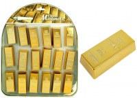 Magnet PVC lingot d'or 6cm à partir de 0,31€ HT