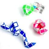 Cube Twist Prismes 3D coloris assortis à partir de 0,80€ HT