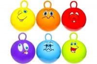 Ballon sauteur visage Ø 46cm coloris assortis à partir de 2,87€ HT