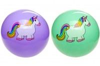 Balle gonflable Licorne Ø 23cm coloris assortis à partir de 0,68€ HT