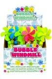 Bâton bulles de savon Bubble Windmill 28cm coloris assortis à partir de 0,44€ HT
