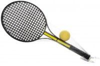 Raquette de tennis plastique Beach x 2 et balle mousse à partir de 1,73€ HT