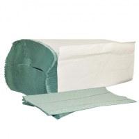 Papier essuie-tout 1 pli ZZ 25 x 23cm blanc naturel x 250 à partir de 1,25€ HT