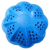 """Boule de lavage écologique """"Öko"""" bleue avec billes de céramique"""