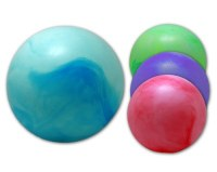 Balle caoutchouc reflet marbré Ø 28cm à partir de 0€92 HT